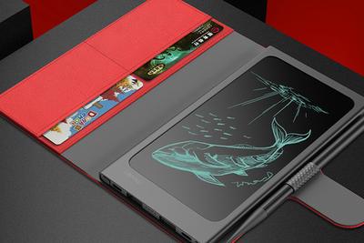 最新の電子ペーパー×大容量モバイルバッテリー!海外で9万人から支援を集めた話題のアイテム『MEMO 記』