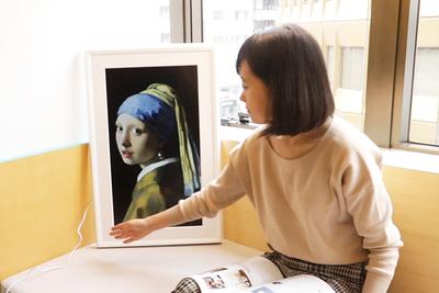 自宅で絵画鑑賞!芸術世界につなげてくれるデジタルキャンバス「Meural(ミューラル)」