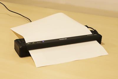 持ち運びに最適なモバイルプリンター!感熱式でスピード印刷できる「ブラザーPJ773」