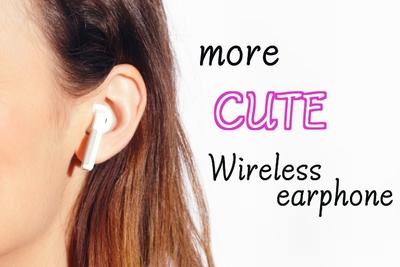 5000円以下!!iPhoneで使えるおしゃれでかわいいワイヤレスイヤホン11選