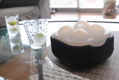 バーのような透明な氷を自宅で作れる『ポーラーアイストレイ2』
