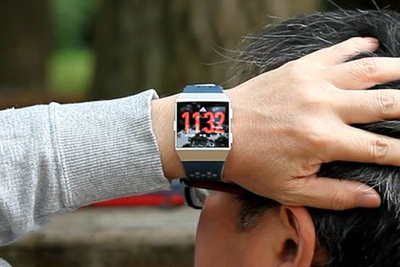 adidasとコラボした 超体育会系スマートウォッチ『Fitbit Ionic adidas』