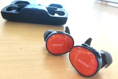 boseの完全ワイヤレスイヤホン「SoundSport Free」レビュー 音質や音漏れを検証
