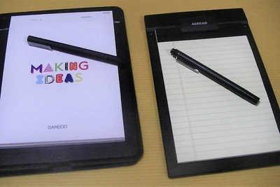 仕事効率化にはBamboo FolioかPenPaper 2か?電子メモ徹底比較!