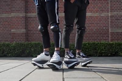未来のローラースケート?『Segway Drift W1』は気軽な個人向けモビリティ