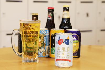 気軽に買えるクラフトビール8選!新しい「とりあえず一杯」!?