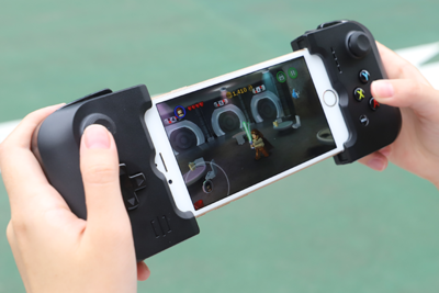 スマホゲームを家庭用コントローラーのようにプレイできる!『GAME VICE』