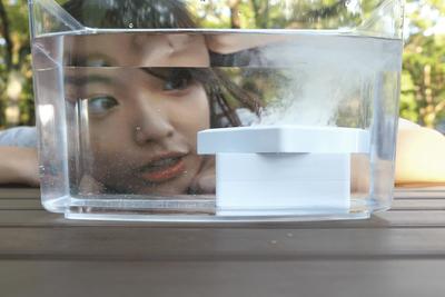 ポータブル洗濯機『WASHWOW 2.0』で外出先でも気軽にお洗濯!
