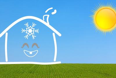 迷うエアコンの設定温度を解決!冬も夏も快適に過ごして、電気代を節約する方法