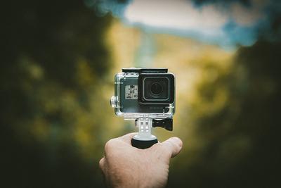 手ぶれ補正が優秀なアクションカメラとは?おすすめ6選を徹底比較!