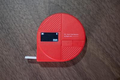アプリに連動するスマートメジャー『PIE』を使えば計測がとっても簡単!