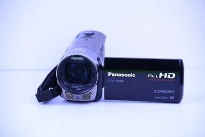 パナソニックのビデオカメラおすすめ厳選6選!人気の4Kモデルも!