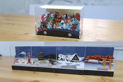 1年かけて作品を作る日めくりカレンダー「OMOSHIROI CALENDAR(おもしろいカレンダー)」