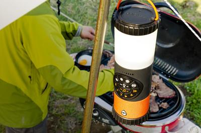 360°光って洗えるワイヤレススピーカー『EcoLantern(エコランタン)』発売