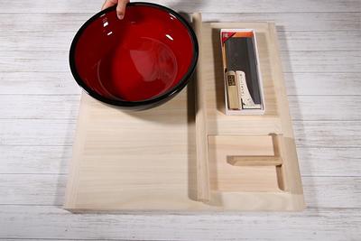 自宅で麺打ちを楽しめる『豊稔企販 家庭用麺打セットA』