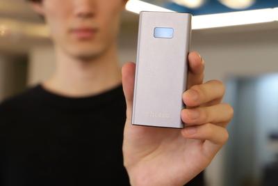 男前なモバイルバッテリー「cheero Power Plus 5」