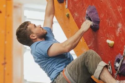 ボルダリングで使う筋肉とは?効果的に鍛えて上達しよう!