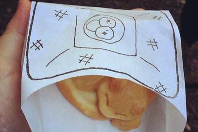 可愛いすぎて食べられない!あざとかわいい「猫ドーナツ」が話題に