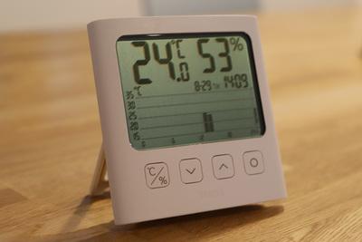 自分が不在中の温湿度知ってる?グラフ付き温湿度計でチェック!【スマートにくらしをはかるタニタ製品について聞いてみた!#2】