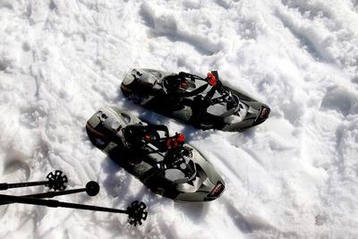 スノーシューのおすすめ10選!雪上歩行を快適にしてくれるアイテムを選ぼう