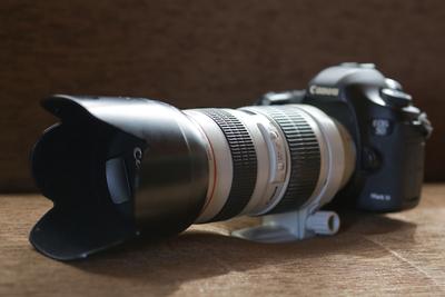 プロカメラマンが紹介!Canon 70-200 f2.8のレンズを使ってみた