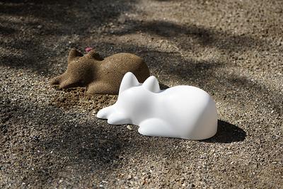 無限ネコで思わず笑顔「ネコカップ」【半歩未来のライフスタイル】