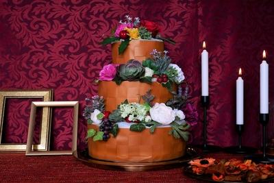 おしゃれなおむつケーキ全13選!おむつケーキのギフトガイド決定版