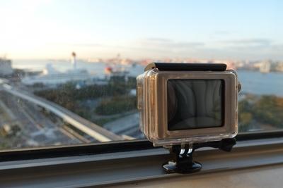 GoProを使って、タイムラプスを撮影してみよう