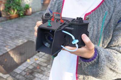 オンリーワンの組み立て式カメラ「LomoMod No.1」【半歩未来のライフスタイル】