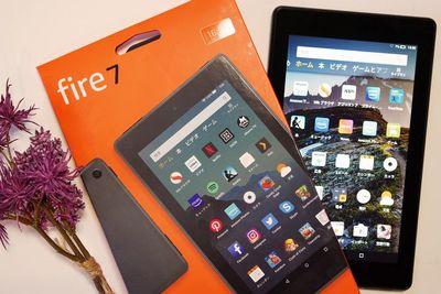 Amazon Fire7、使えるアプリは? ウェブ、マイクラ…快適さもレビュー