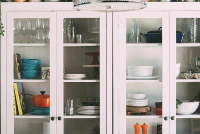 おしゃれな食器棚で部屋の雰囲気を変えよう!効果や選び方を紹介!