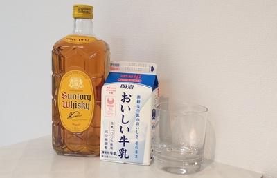 ウイスキーの牛乳割り!「牛乳割りツウ」の私が、基本からアレンジレシピまでをご紹介!