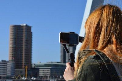 おすすめジンバル10選!カメラ、スマホ種類別に紹介