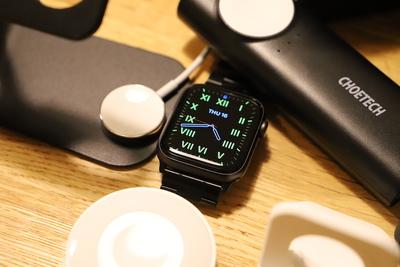 【徹底比較】Apple Watchの充電スタンド・充電器おすすめ12選
