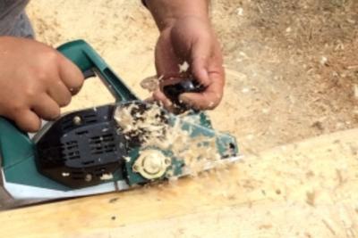DIYで使える電動カンナとは?特徴や選び方、おすすめ商品を紹介!